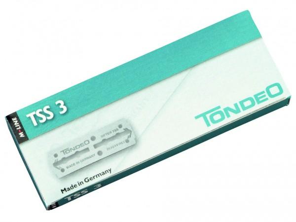 Tondeo Cabinett-Klingen Sift TSS 3