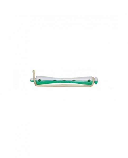 Efalock Permstyler kurz weiß-grün 5 mm
