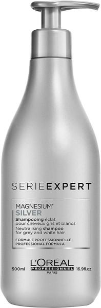 L'Oreal Serie Expert Silver Shampoo 500 ml