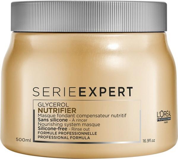 L'Oreal Serie Expert Nutrifier Maske 500 ml