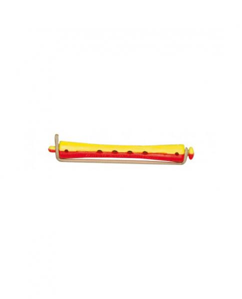 Efalock Permstyler gelb-rot 9 mm