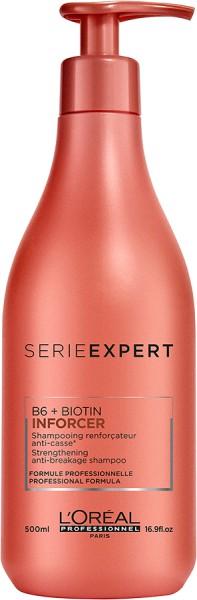 L'Oreal Serie Expert Inforcer Shampoo 500 ml