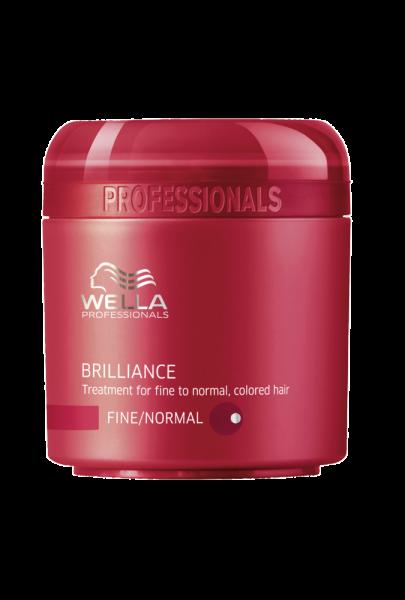Wella Professionals Care Brilliance Maske feines Haar
