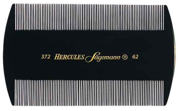 Hercules-Sägemann Staubkamm 372/31 1/2