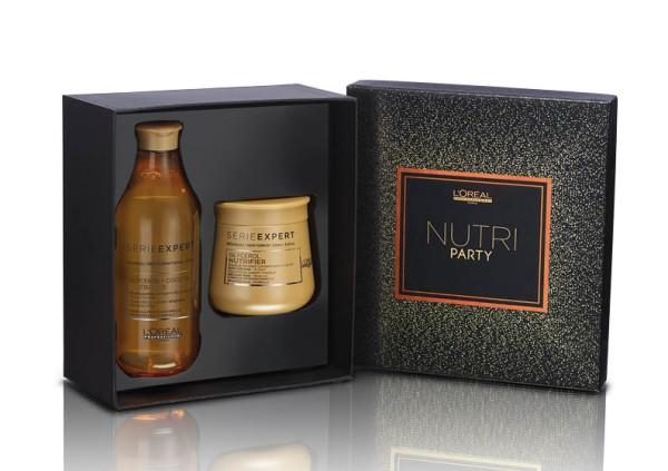 L'Oreal Serie Expert Nutrifier Coffret Geschenkset Nutri Party