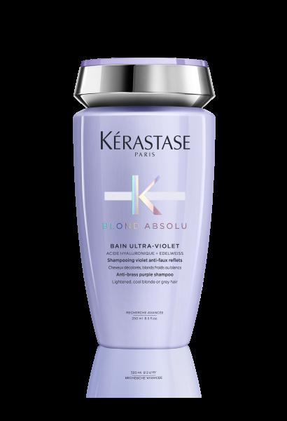 KÉRASTASE BLOND ABSOLU Bain Ultra Violett 250 ml