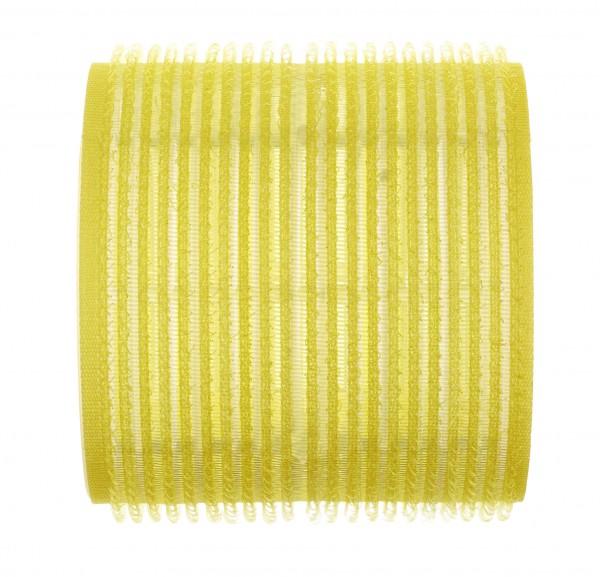 Efalock Klettwickler gelb 63 mm
