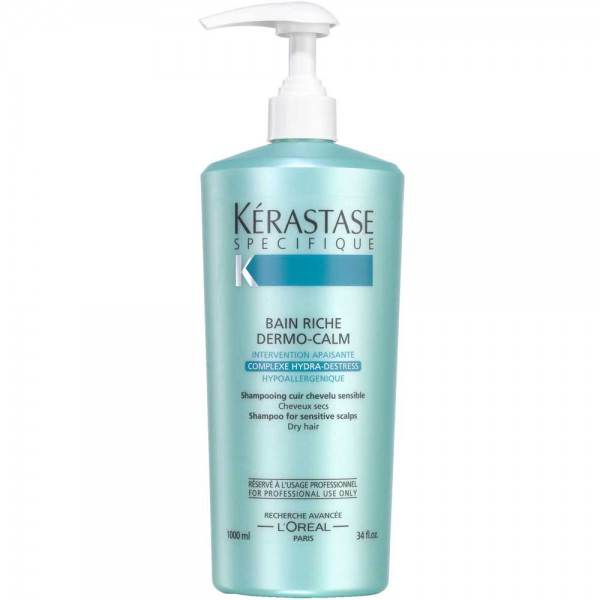 KÉRASTASE Specifique Dermo Calm Bain Dermo Riche 1000 ml