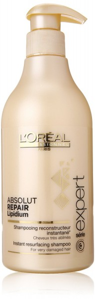 L'Oreal Serie Expert Absolut Repair Shampoo 500 ml