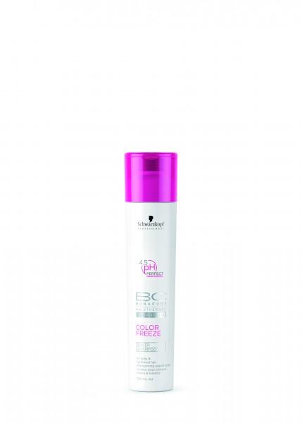 Schwarzkopf BC Color Shampoo Silber 250 ml